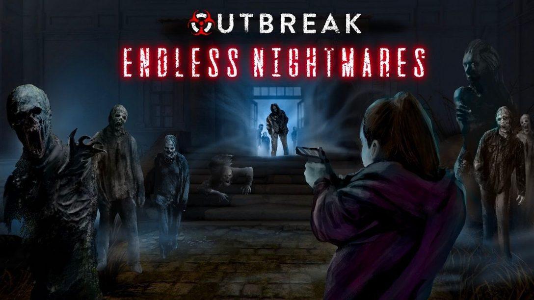 Outbreak: Endless Nightmares sort sur PS5 et PS4 dès le 19 mai