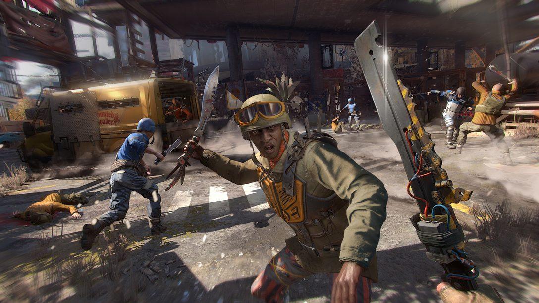 Dying Light 2 Stay Human sort le 7 décembre sur PS5 et PS4, tous les détails