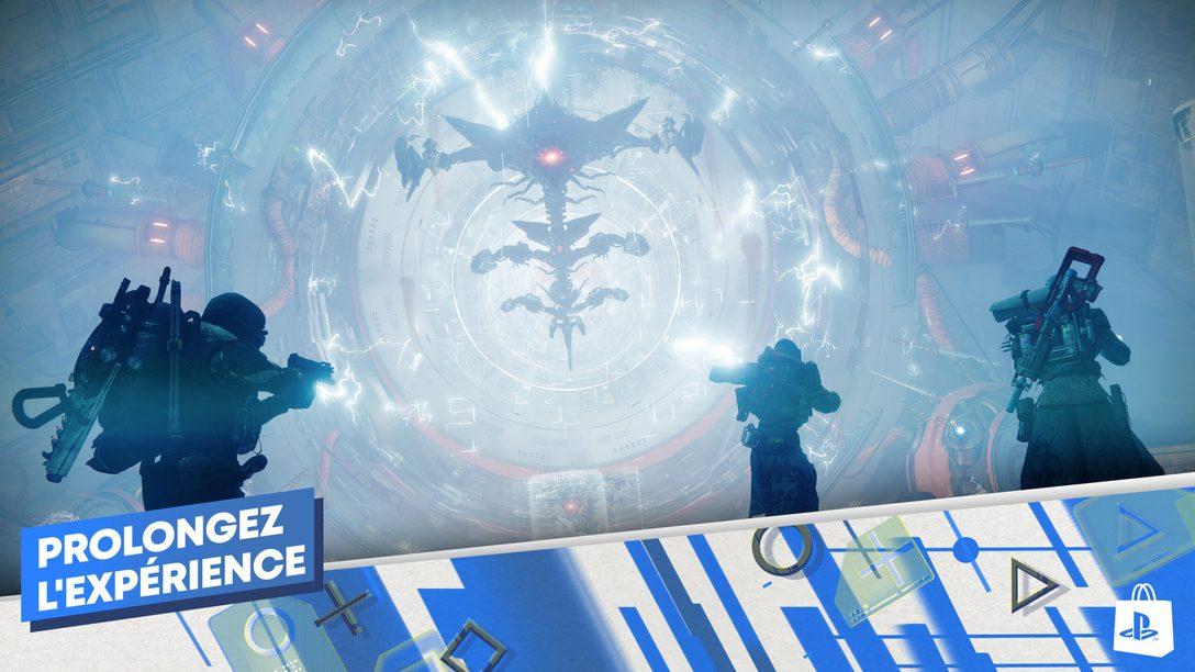 La promo Prolongez l'expérience arrive sur le PlayStation Store