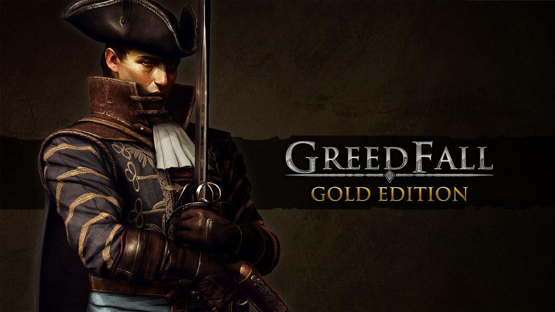 Une version améliorée de GreedFall arrivera sur PS5 le 30 juin avec une extension