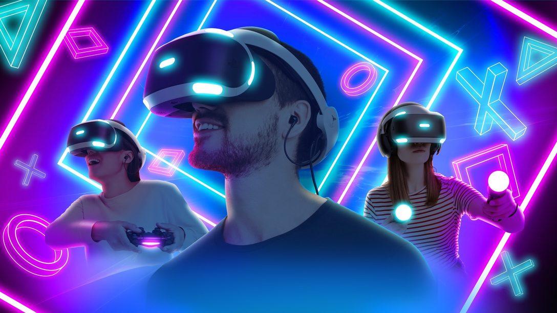 PS VR Spotlight revient avec de nouvelles annonces