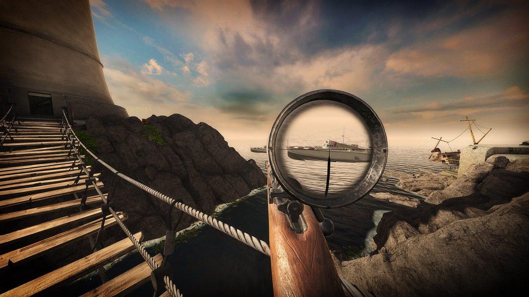 Sniper Elite VR arrive sur PS VR le 8 juillet