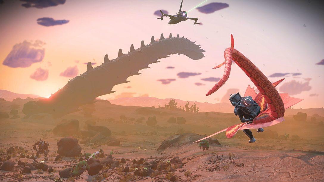 No Man's Sky : comment la mise à jour d'aujourd'hui, Prisms, offre une refonte visuelle de 21 manières au jeu d'aventure et de science-fiction