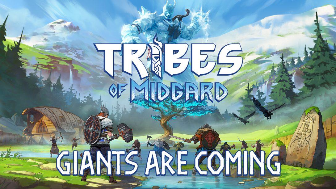 Entrez dans le monde de Tribes of Midgard, le jeu d'action-RPG en coop développé par Norsfell, lors de sa sortie le 27 juillet