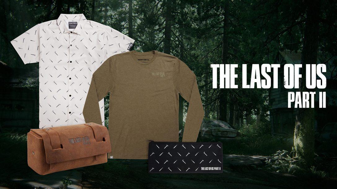 Fêtez le premier anniversaire de The Last of Us Part II avec les nouveaux produits officiels