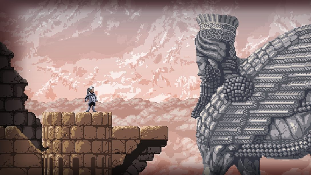 Axiom Verge 2 arrivera sur Terre et sur PlayStation cet été