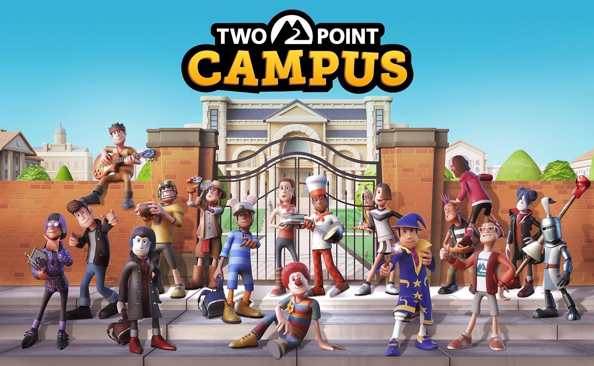 Construisez votre université comme vous l'entendez dans Two Point Campus sur PS4 et PS5