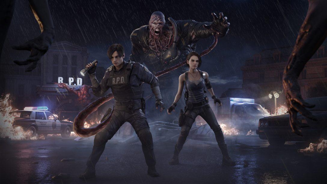 Resident Evil et Dead by Daylight : enfin réunis le 15 juin