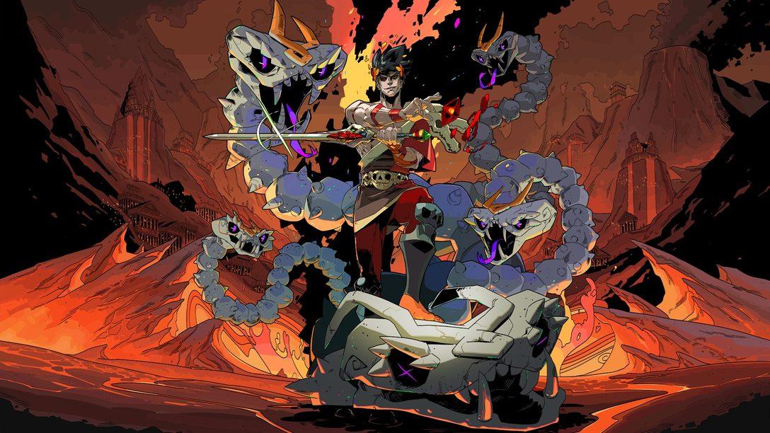Hades sort le 13 août sur PS4 et PS5