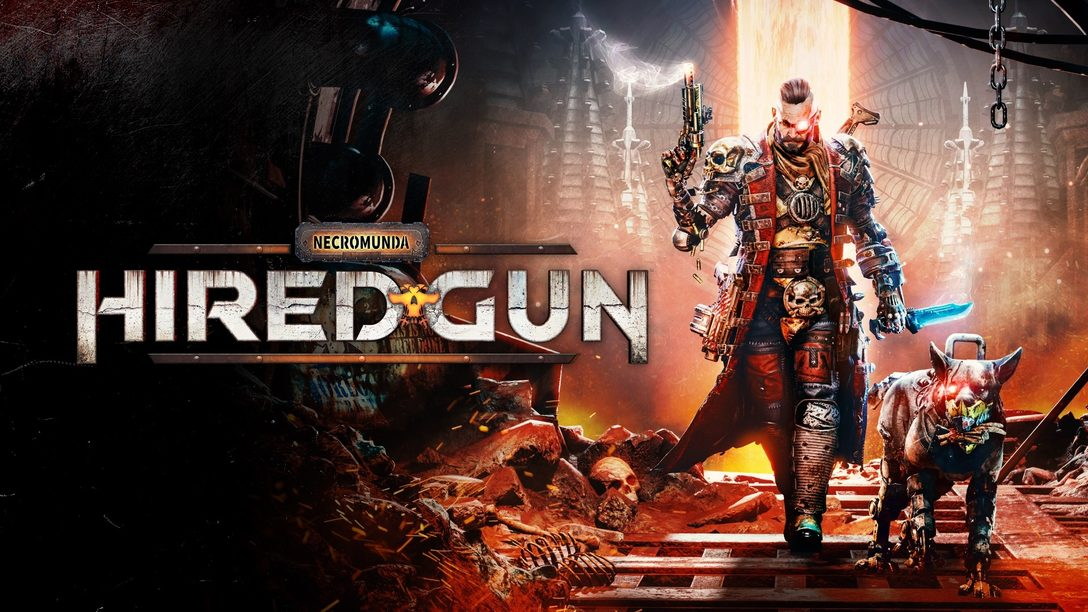 Le meilleur ami de l'homme se joint à vous dans Necromunda: Hired Gun