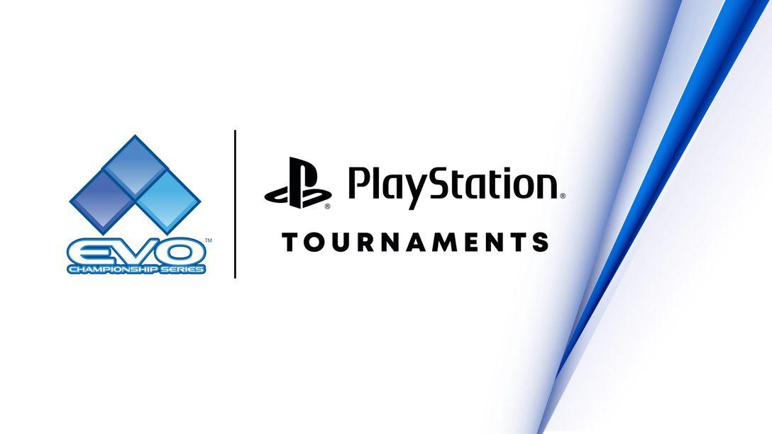 Découvrez les tournois PlayStation 4 de l'Evo Community Series