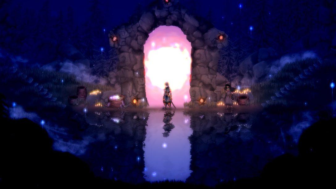 Au revoir Sanctuary : Ska Studios se dirige vers Salt and Sacrifice