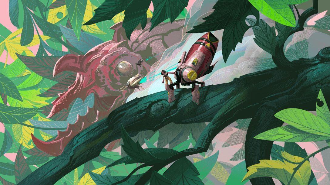 Réglez leur compte aux insectes dans Stonefly, disponible dès aujourd'hui sur PS4 et PS5