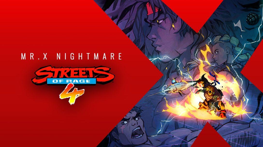 Comment a été créé le mode Survival de Streets of Rage 4