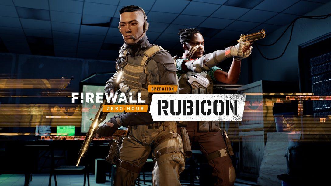 Firewall Zero Hour: Opération : Rubicon arrive demain