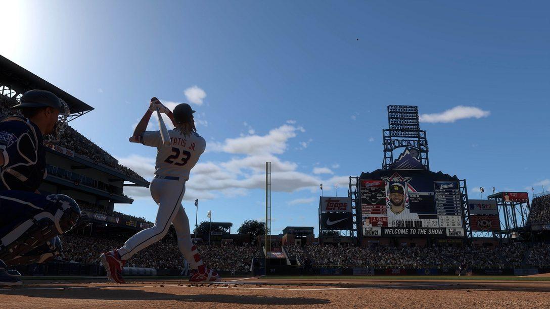 Déploiement du contenu All-Star pour MLB The Show 21