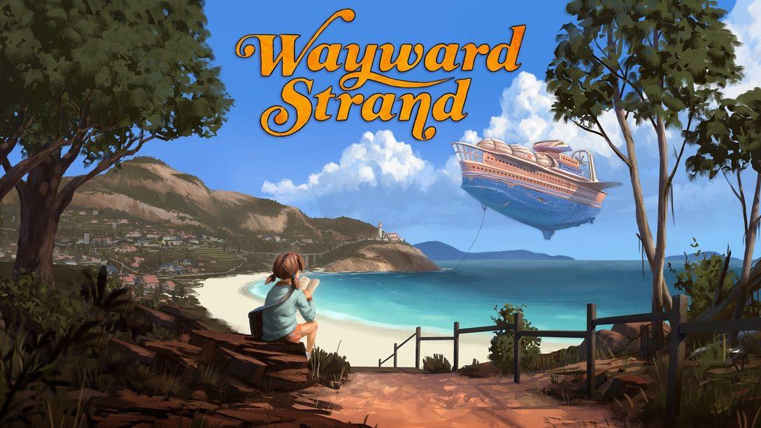Wayward Strand – une histoire émouvante annoncée sur PS5 et PS4