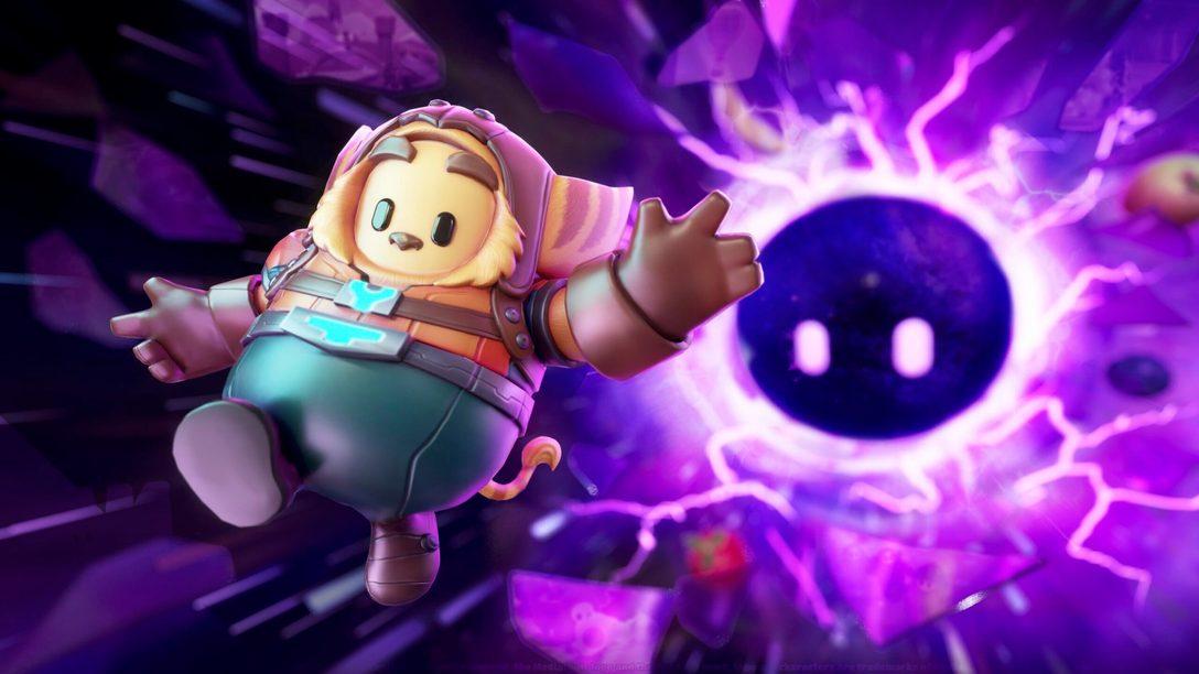 Ratchet et Clank débarquent dans Fall Guys avec des récompenses uniques lors d'événements à durée limitée.