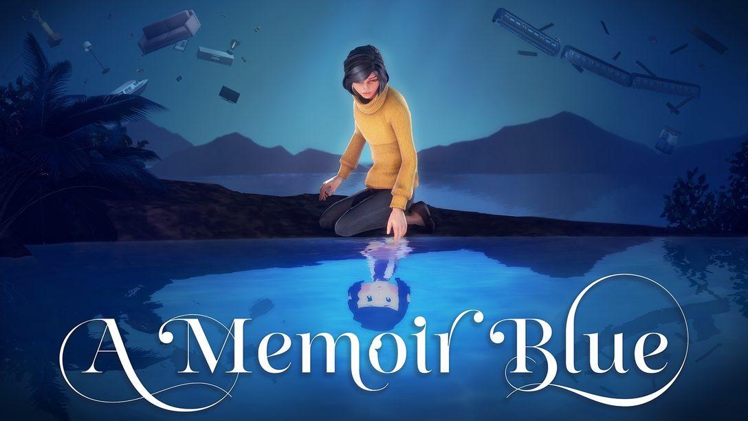A Memoir Blue raconte une histoire émouvante et sans dialogues.