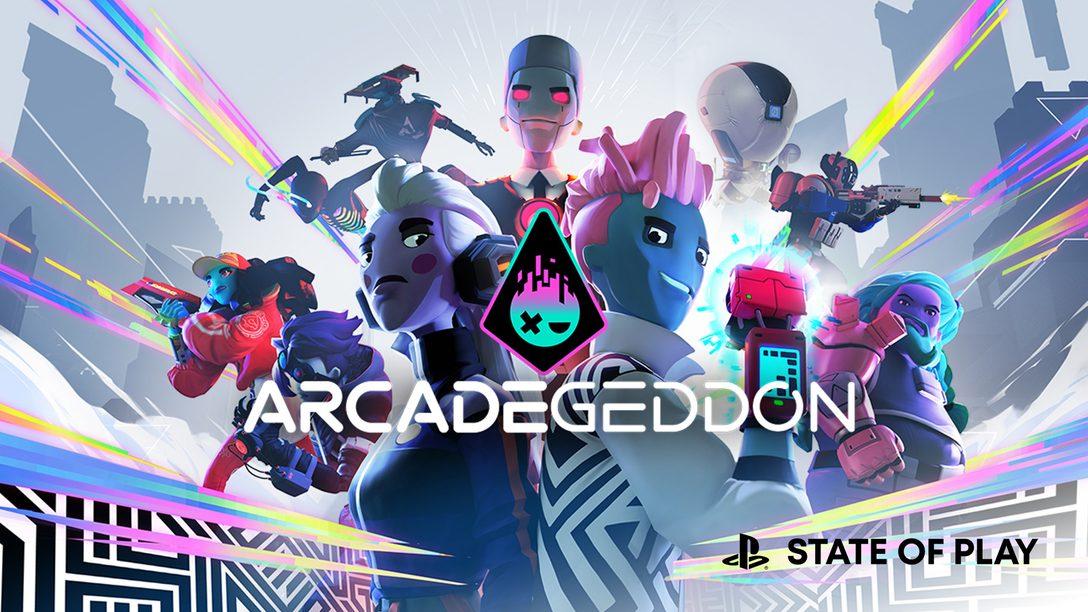 Découvrez Arcadegeddon, disponible dès aujourd'hui en accès anticipé sur PS5