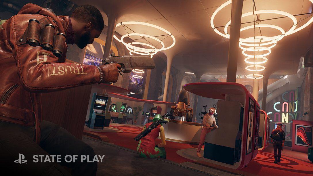 Deathloop : premier aperçu du gameplay