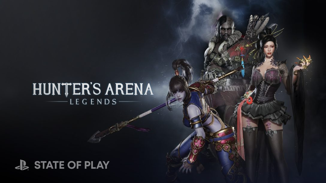 Hunter's Arena, le battle royale à 30 joueurs, débarque le 3 août sur PS4 et PS5