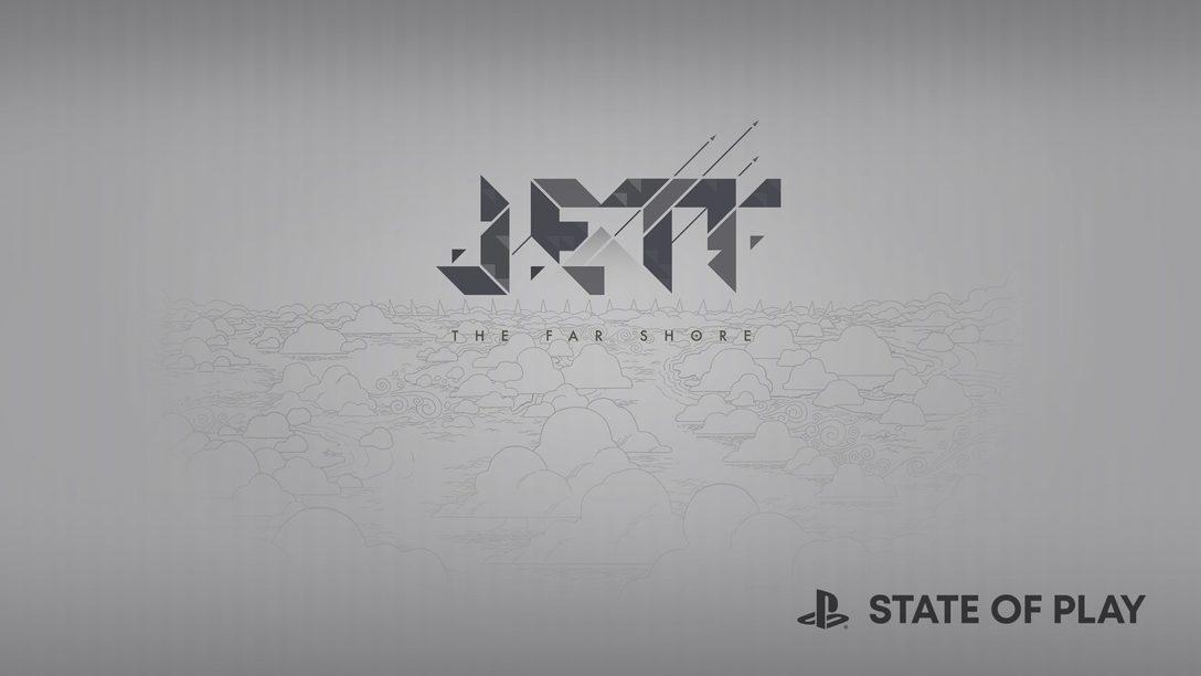 Premier aperçu de gameplay de Jett: The Far Shore
