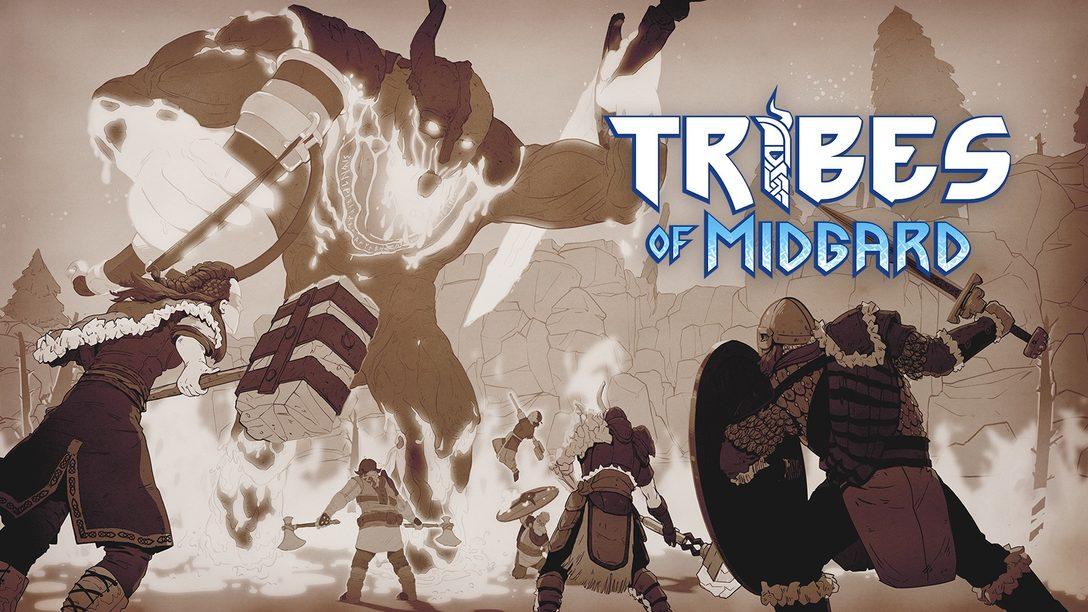 Tribes of Midgard : Vie et habitat des bêtes scandinaves
