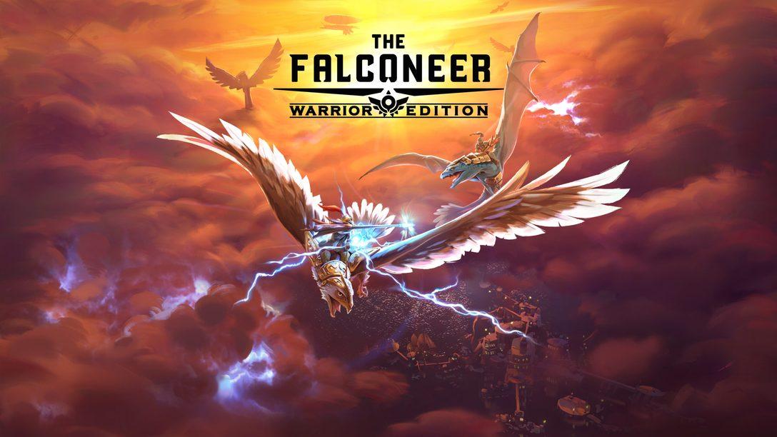 Immergez-vous pleinement dans le monde de The Falconeer grâce à la puissance de la PS5