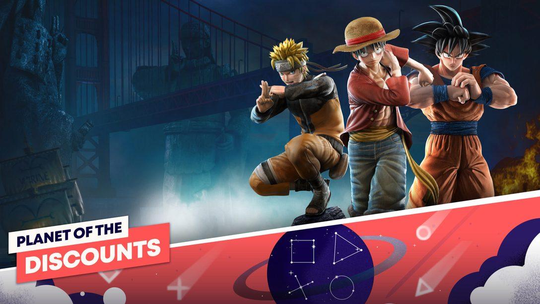 La promotion Planète des Réductions arrive sur le PlayStation Store