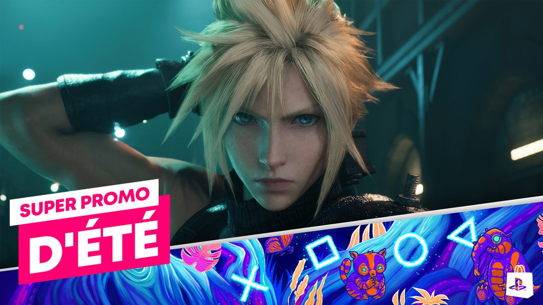 D'autres jeux viennent rejoindre la Super promo d'été du PlayStation Store