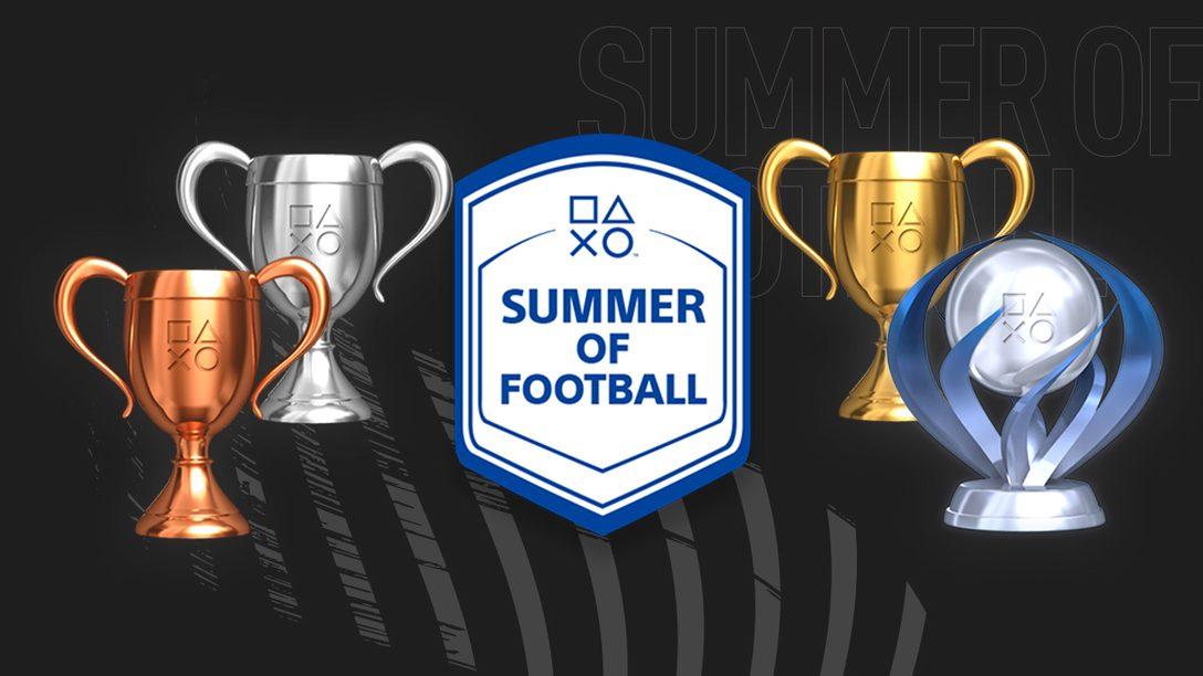 Guide de trophées du Summer of Football FIFA 21