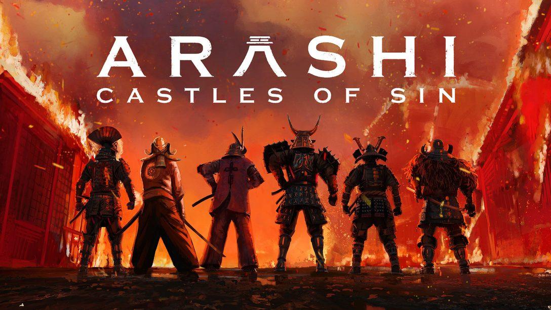 Une tempête approche – Arashi: Castles of Sin arrive demain