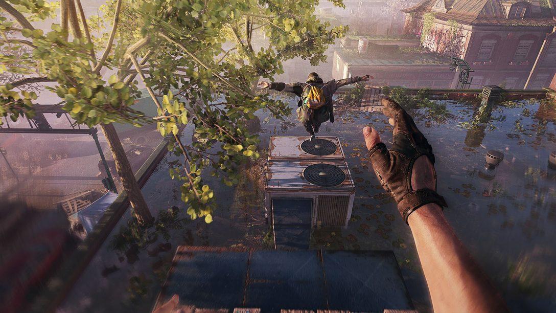 Dying Light 2 Stay Human : importance du parkour et du combat créatif dans l'action