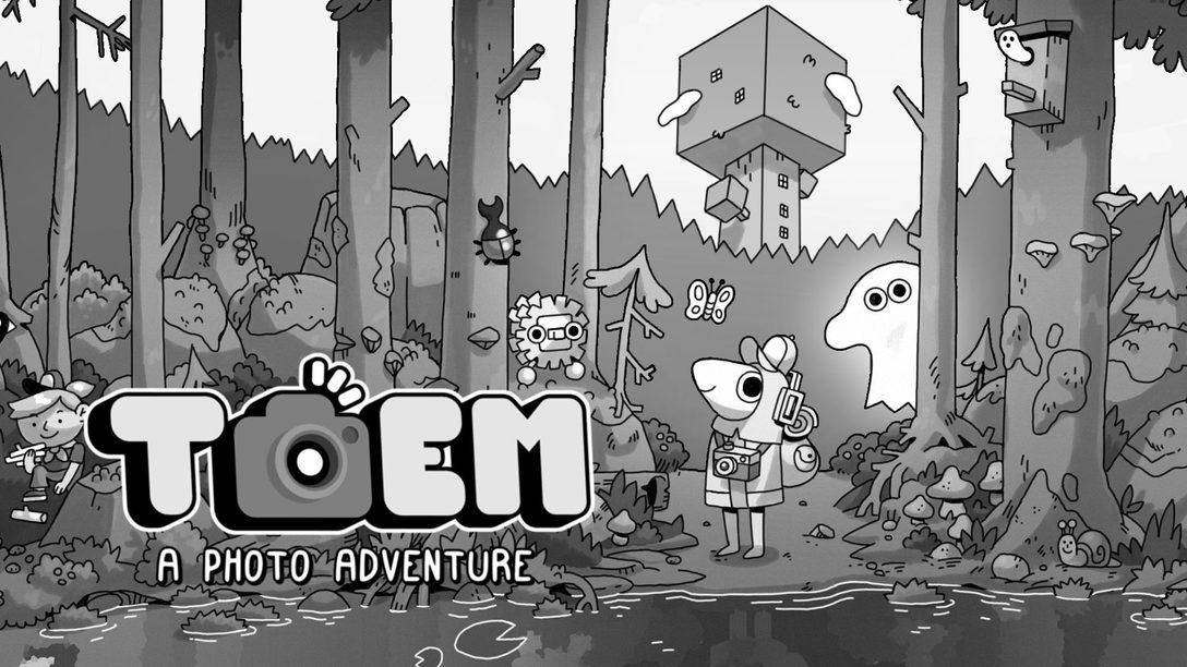 Toem, l'aventure photographique relaxante, sort le 17 septembre sur PS5