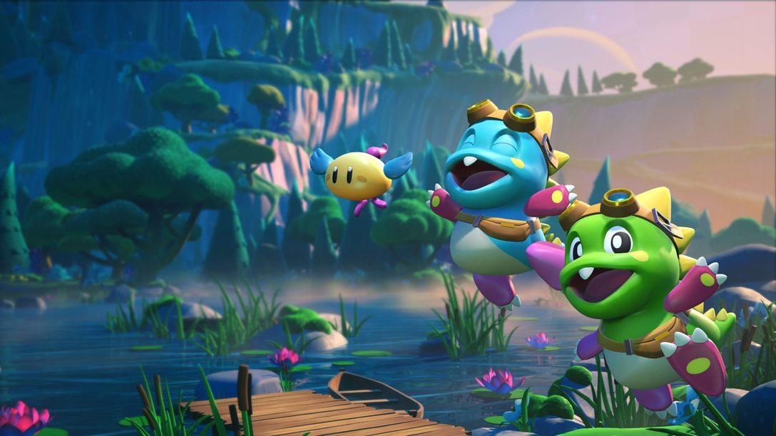 Puzzle Bobble 3D: Vacation Odyssey arrive le 5 octobre sur PS4, PS5 et PS VR