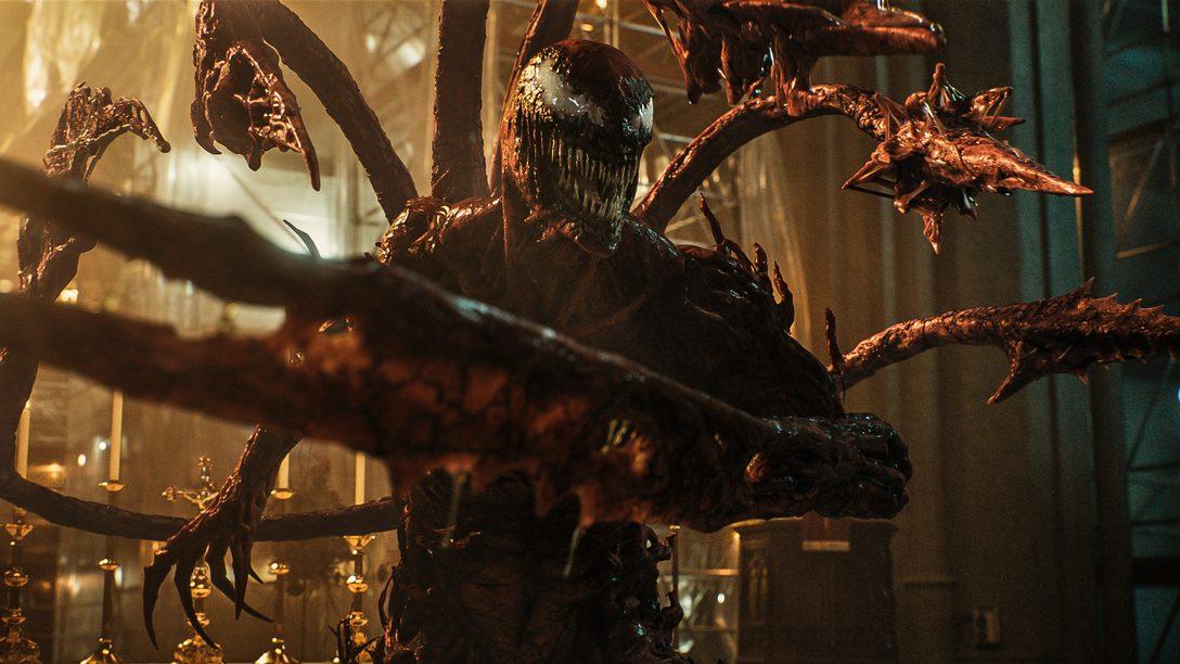 Les symbiotes débarquent au cinéma dans Venom: Let There Be Carnage