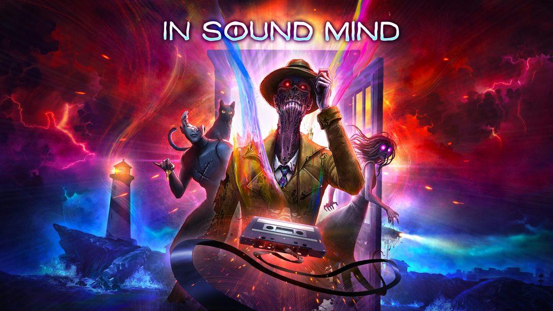 Le jeu d'horreur psychologique In Sound Mind est désormais disponible