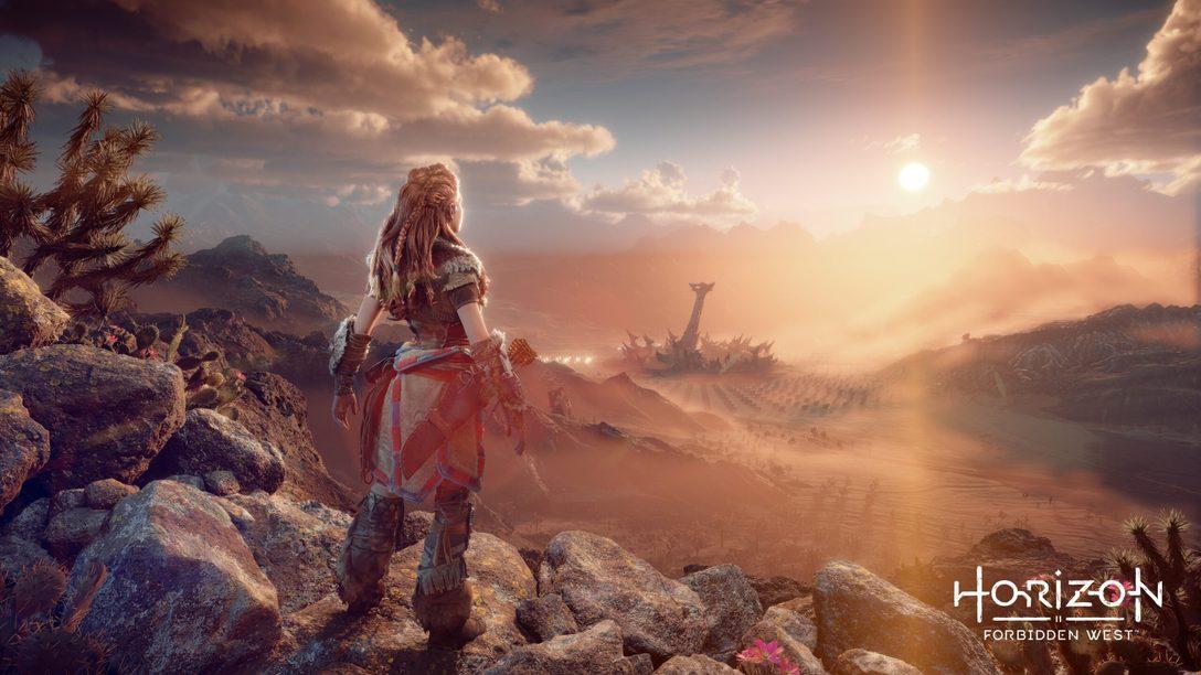 Horizon Forbidden West : L'évolution d'Aloy