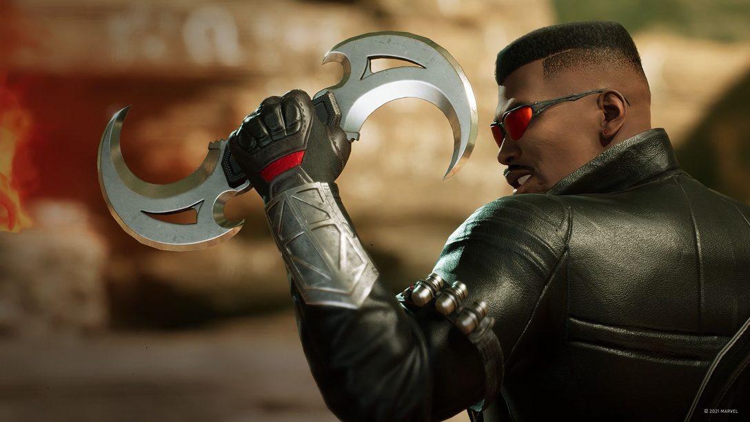 Présentation du gameplay de Marvel's Midnight Suns