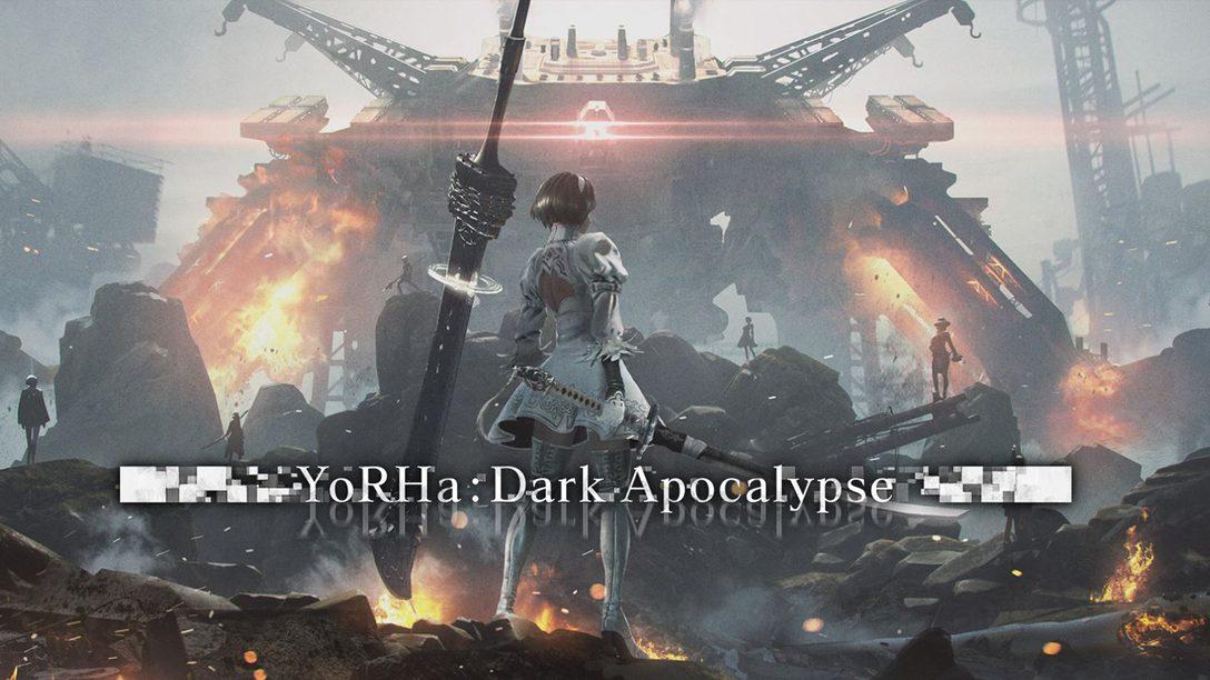 Regard sur Final Fantasy XIV, Yorha: Dark Apocalypse, avec Yosuke Saito, Yoko Taro, et Naoki Yoshida