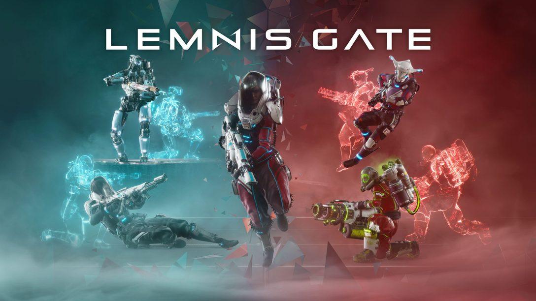 Lemnis Gate : rencontre entre jeu de tir et stratégie de voyage dans le temps