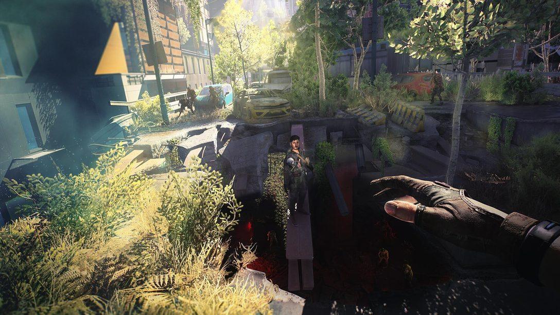 Explorez les secrets de la cité dans Dying Light 2 Stay Human