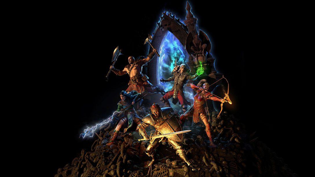 Votre groupe et vous : des conseils pour constituer votre équipe dans Diablo II: Resurrected