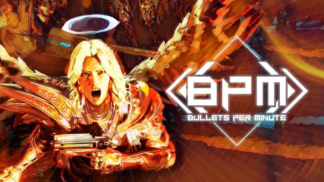 Abattez des hordes d'ennemis quand BPM: Bullets Per Minute sortira le 5 octobre