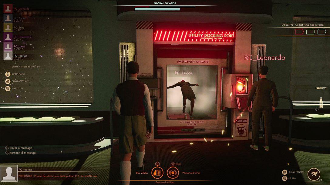 Les absurdités intergalactiques de First Class Trouble arrivent sur PlayStation 5.
