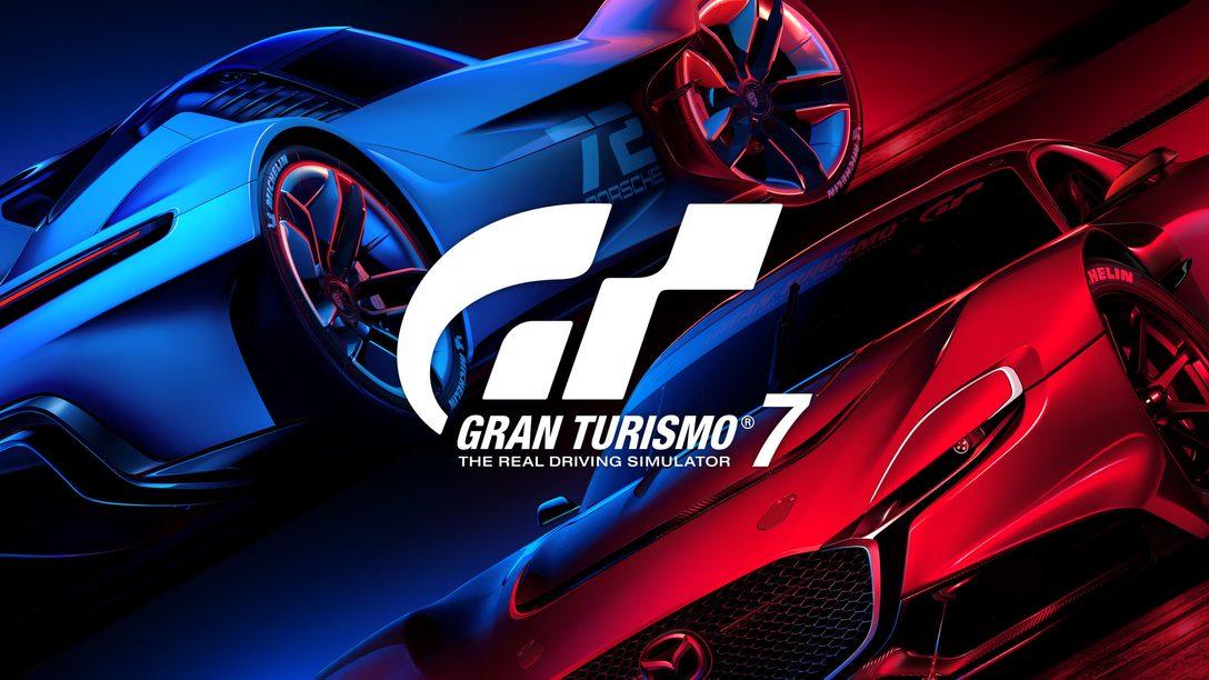 Gran Turismo 7 : Présentation des objets de précommande et de l'Édition 25e anniversaire