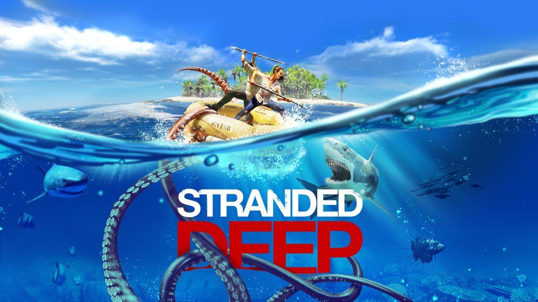 Stranded Deep : mise à jour permettant de jouer en coopératif en ligne disponible demain