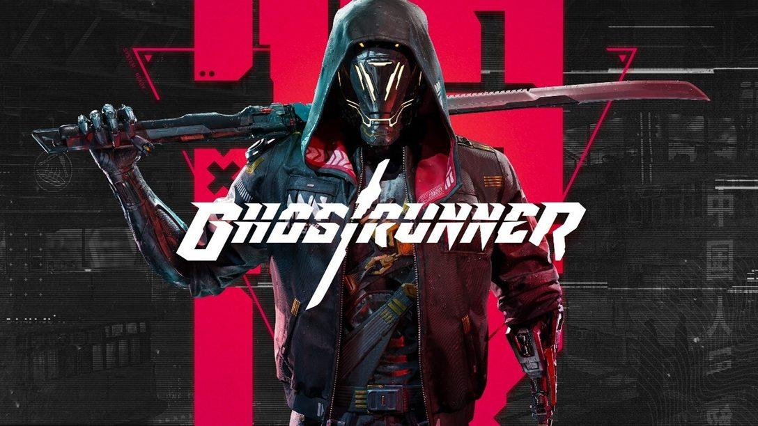 Devenez le cyberninja qui sauvera l'humanité : Ghostrunner débarque sur PlayStation 5