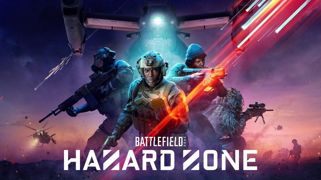 Annonce de Battlefield Hazard Zone : tous les détails de la nouvelle expérience pour PS4 et PS5